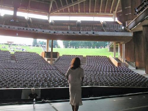 Saratoga Performing Arts Center Season Opens Berkshire