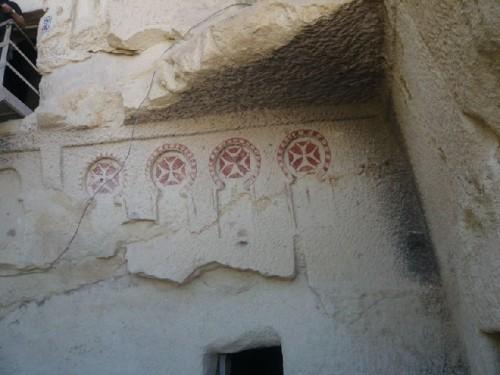 Monastic Interiors