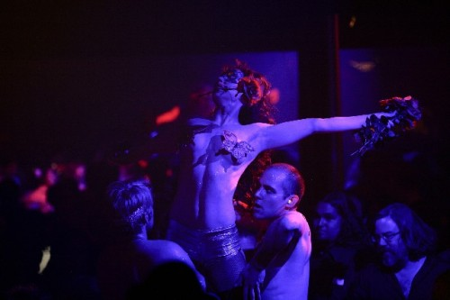 Donkey Show Dances at American