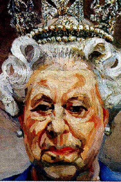 queen elizabeth i portrait. A portrait of Queen Elizabeth.