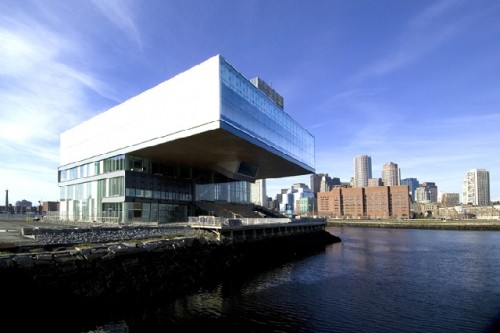 Institute of Contemporary Art Boston Unveils New Building - Image 1