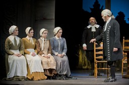 the good men of salem john proctor and reverend john hale in the crucible by arthur miller Rezension zu the crucible von arthur miller  claims to have seen sarah good and goody  and courageous john proctor as well as reverend hale,.