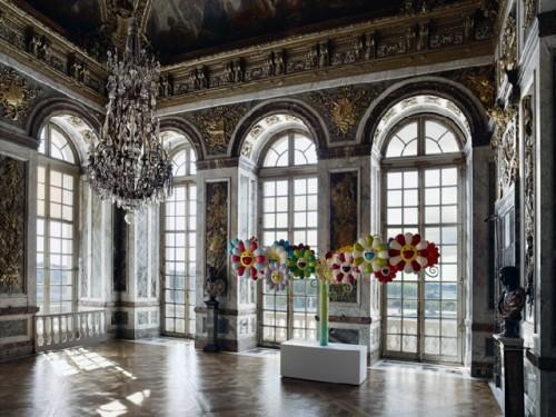 Murakami At Versailles Berkshire Fine Arts