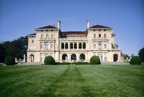 S Art Deco Mansion Rhode Island