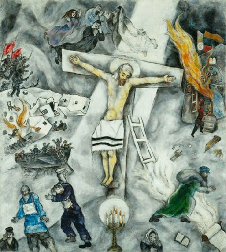 Asher Lev at Barrington Stage Company - Berkshire Fine Arts Chagall Crucifixion