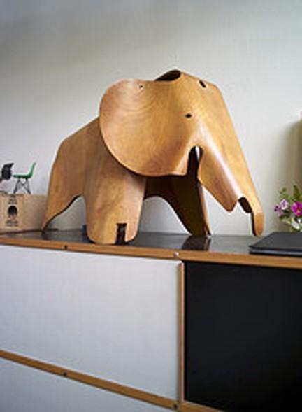 The Eames Iconic Plywood Leg Splint Berkshire Fine Arts