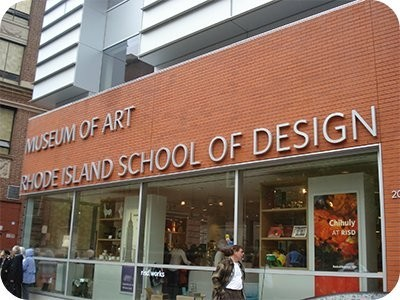 Lynda Benglis Added to RISD