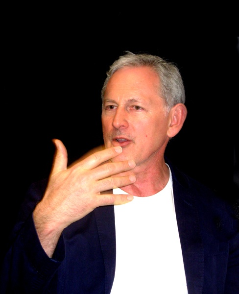 Victor Garber, Brooks Ashmanskas, and Pamela Gray Meet the Press - Image 6