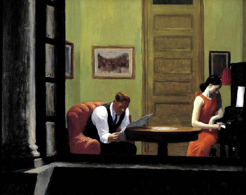 Touring Edward Hopper Exhibition Opens At Boston S Museum