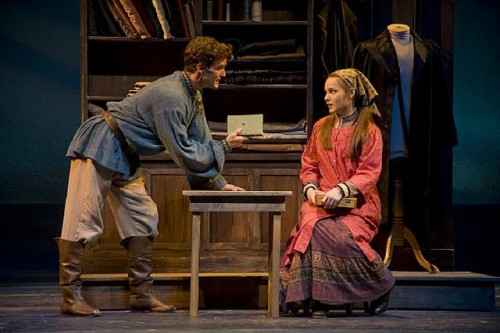 Fiddler Falls Off The Roof At Barrington Stage Berkshire