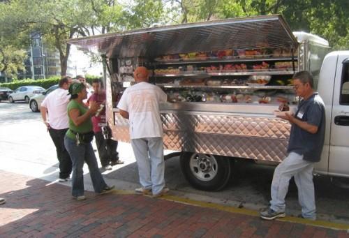 tasty gourmet food trucks
