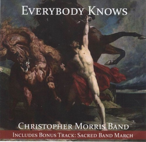 provides the background image for the CD cover of Everyone Knows