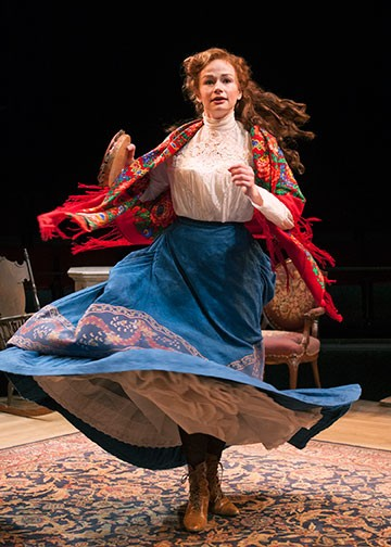 a focus on nora in henrik ibsens play a dolls house Henrik ibsen's 1879 play 'a doll's house' tells the story of a seemingly typical housewife who becomes disillusioned with her condescending husband.