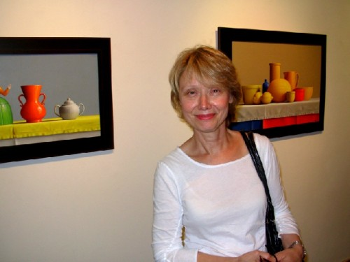 Painted Visions at MCLA's Gallery 51 - Image 8