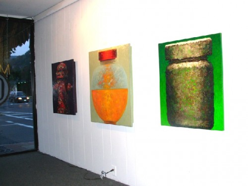 Painted Visions at MCLA's Gallery 51 - Image 14
