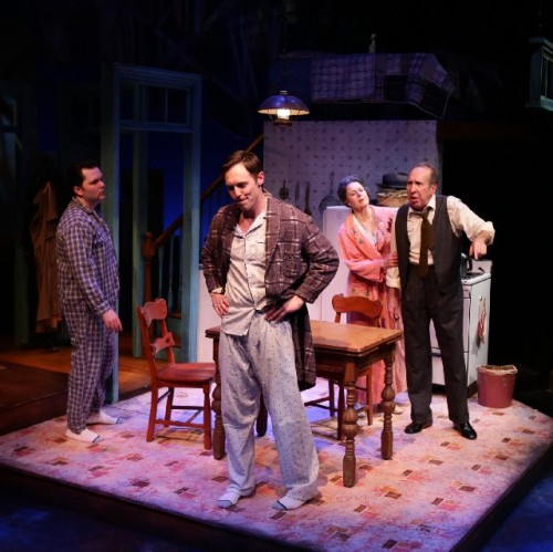 Death of A Salesman at Lyric Stage