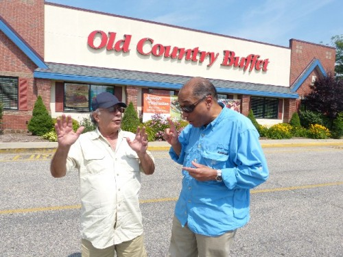 PITTSFIELD, Mass. — The former Old Country Buffet at Berkshire Crossing is expected to be razed. The plaza owners Brixmor Property Group received the OK from the Conservation.