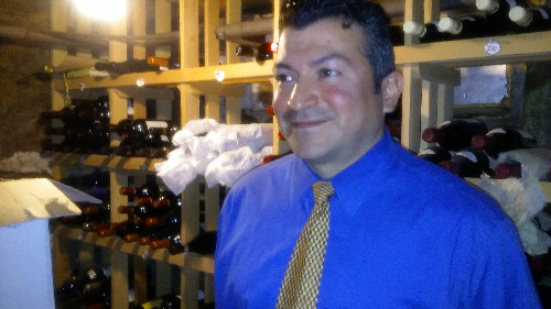 Wine Director James Stahl