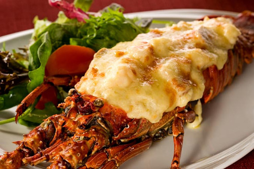 Lobster Thermidor for British Christmas - Berkshire Fine Arts