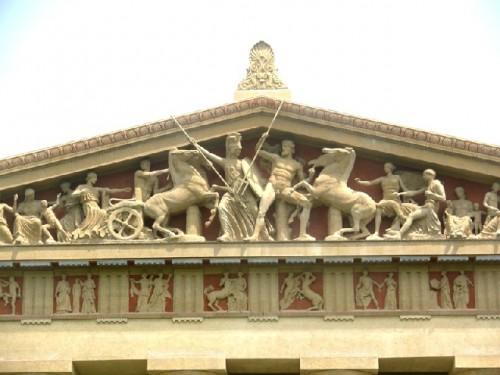 greek architecture in nashville 39 s parthenon berkshire
