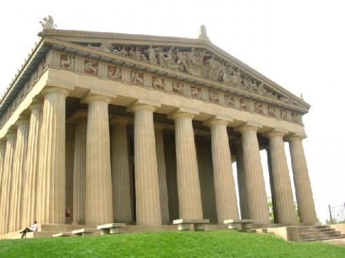 Greek Architecture in Nashville's Parthenon - Berkshire ...