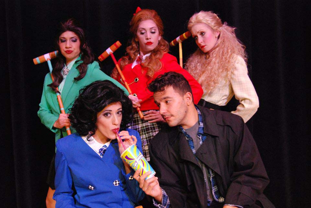 Heathers The Musical a Smash Hit - Berkshire Fine Arts