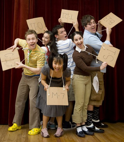 The 25th Annual Putnam County Spelling Bee at Barrington Stage.