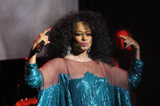 Diana Ross Brought Motown To Tanglewood Berkshire Fine Arts