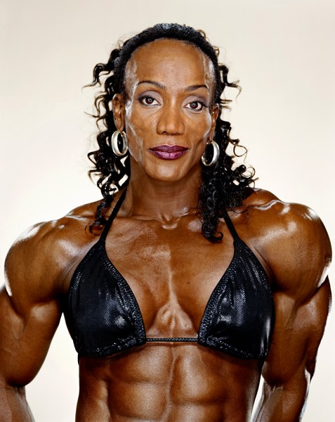 Female Body Builders - Click to Enlarge Image