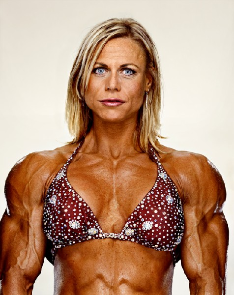 Martin Schoeller: Female Bodybuilders - Berkshire Fine Arts