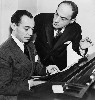 Richard Rodgers & Lorenz Hart from 1938