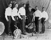 Ma Rainey with Her Band in the 1920s