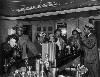 Untitled Bar Patrons,  c1950s   Gelatin Silver Photograph   © The Estate of Charles Harris Courtesy of Gallery Kayafas