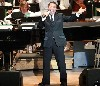 Michael Feinstein brought his Great American Songbook to Tanglewood. Hillary Scott BSO photos.