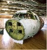 "Huang Yong Ping's ""The Bat Project"" recreated the fuselage of a US spy plane downed over China on April 1, 2001."