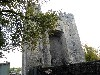 Rear view of Bunratty Castle.