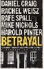 Poster for Betrayal.