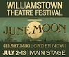 Stone directs June Moon this season on the Main Stage of  WTF.