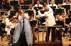 Renee Fleming with William Eddins conducting. Hillary Scott BSO photos.