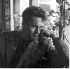 Photo of the artist as a young man. Ned Rorem in 1956.