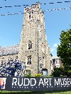 read Rudd Art Museum in North Adams