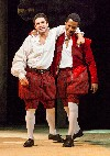 read Two Gentleman of Verona at Old Globe