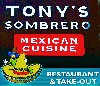 read Tony's Sombrero: Mexican Restaurant