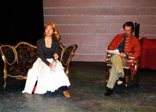 Shakespeare Company Back On Track Berkshire Fine Arts