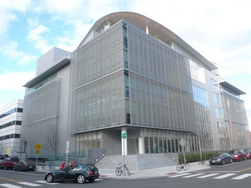 Fumihiko Maki Designs MIT Media Lab Building - Berkshire