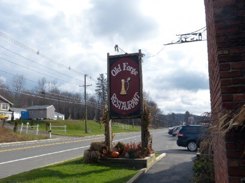 Olde  Forge Restaurant in Lanesboro