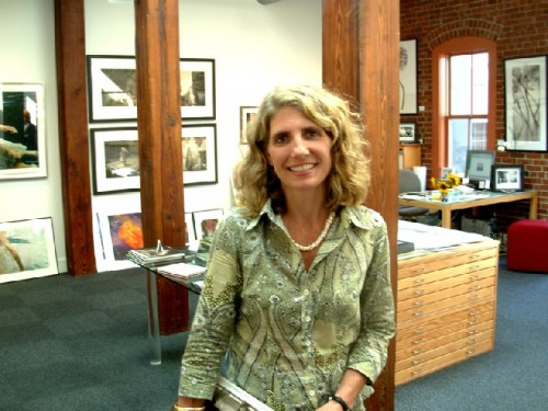 Visiting Great Barrington's Iris Gallery - Image 1