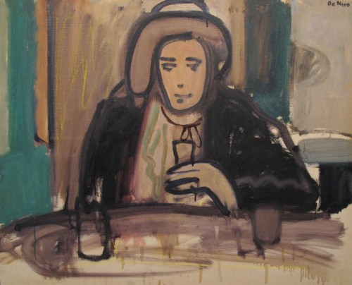 Garbo as Anna Christie