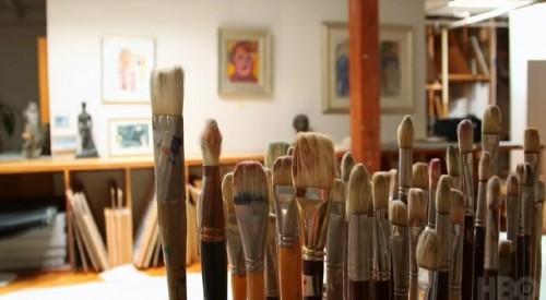 Robert De Niro Sr.'s Studio