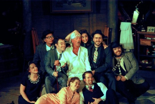 Gianni Schicchi ensemble